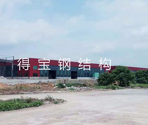 推荐钢结构厂房