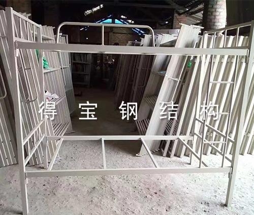 学生铁架床